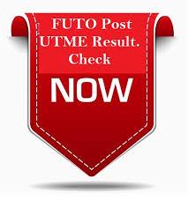 FUTO POST-UTME RESULT 2020/2021